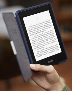2.Kindle Paperwhite 3G