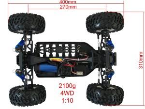 2.Monster Brushless ME3 MK21