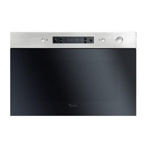 1.Whirlpool Micro-ondes grill encastrable AMW492IX
