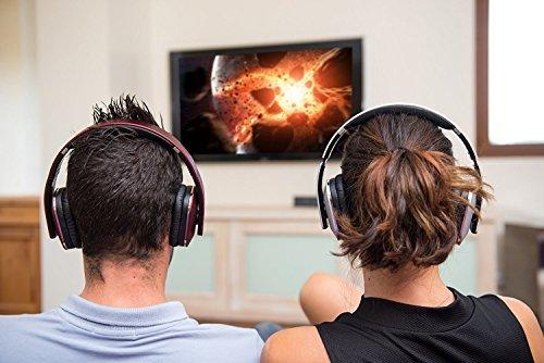 Classement comparatif top casques sans fil pour tv de - Casque pour ecouter la tv sans couper le son ...