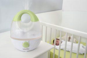 A.1 Le meilleur humidificateur Babymoov