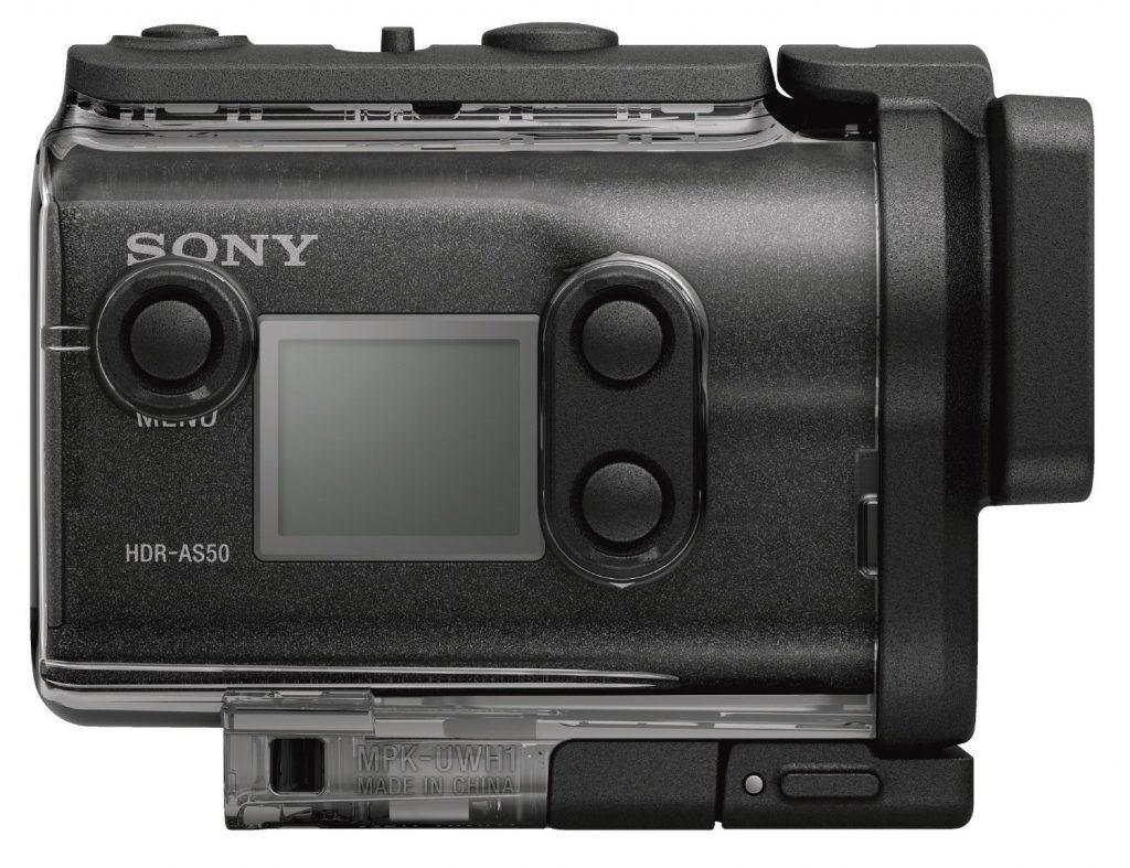 1. Sony HDRAS50