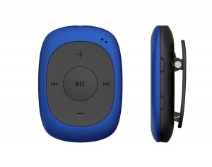 1.1 AGPTek Badge Lecteur MP3