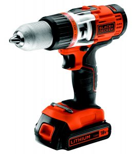 1.1 Black & Decker EGBHP188BK