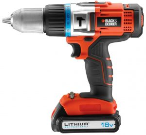 1.2 Black & Decker EGBHP188BK