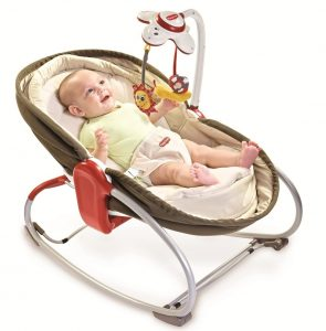 1.2 Tiny Love Balancelle Rocker Napper 3 en 1