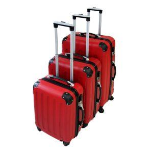 1.Todeco - Set de 3 valises