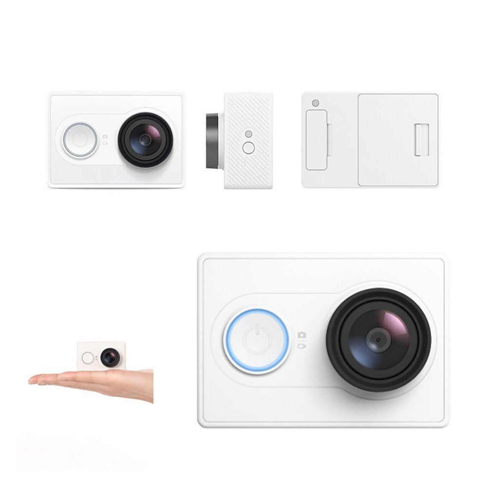 2. Xiaomi origine yi Appareil Photo