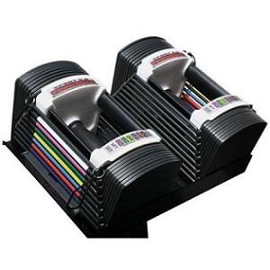 2.PowerBlock Sport 5.0 Haltères réglables