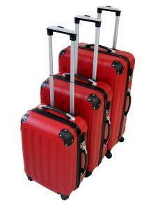 3.Todeco - Set de 3 valises