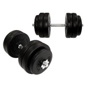 5.Haltères réglables 40 kg