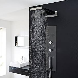 les meilleures colonnes de douche encastrables. Black Bedroom Furniture Sets. Home Design Ideas