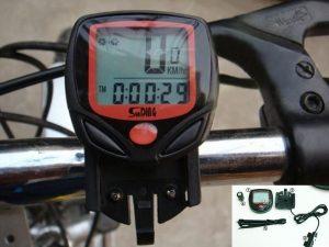 1.1 LCD Vélo Bicyclette