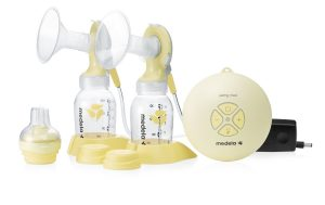 1.Medela Swing Double Pompage