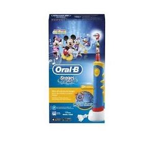 1.Oral-B Brosse à Dents Électrique pour Enfant avec Mickey de Disney