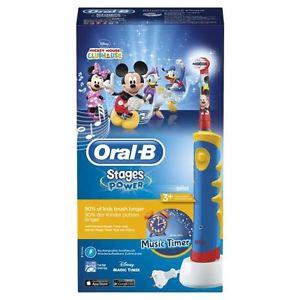 1.Oral-B Brosse Mickey de Disney