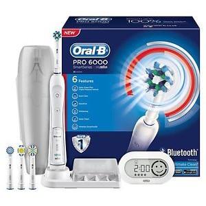 1.Oral-B Brosse Pro 6000