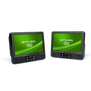 3.Muse M-995 CVB tragbarer DVD-Spieler