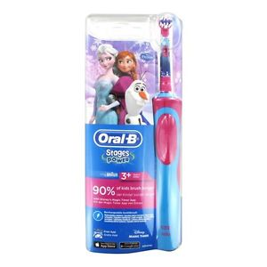 3.Oral-B Stages Power - Brosse