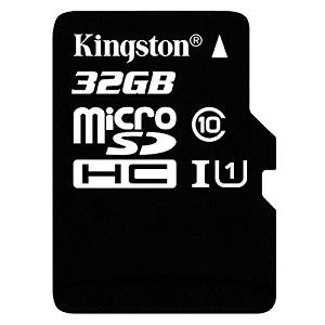 4.Kingston SDC10G2-32GB