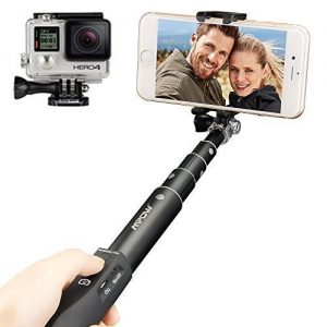 1.1 Mpow Perche Selfie Stick Monopod Bluetooth