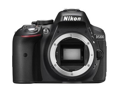 1.1 Nikon D5300