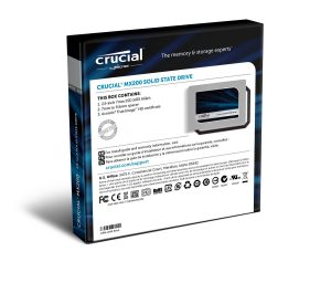 1.3 Crucial MX200 CT500MX200SSD1