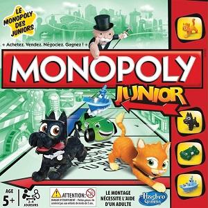 2.Monopoly Junior