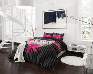 2.SleepTime I Love Paris Pink