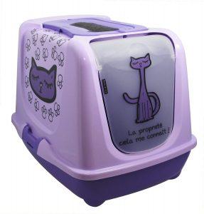 maison de toilette pour chat vitakraft 25809 avis tests et prix en avr 2018. Black Bedroom Furniture Sets. Home Design Ideas