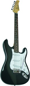 2Clifton Black Strat Custom