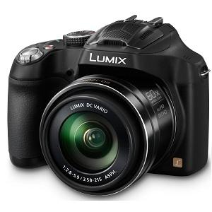 3.Panasonic Lumix DMC-FZ72EF-K