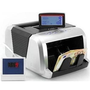 4.COMPTEUSE DE BILLETS Quadruple détections de faux billets
