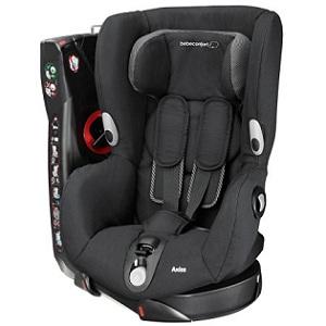 1.Bébé Confort Axiss Siège Auto Groupe 1 Collection 2017 Black Raven