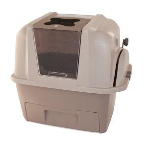 1.Catit Chat Maison de Toilette Smatsift