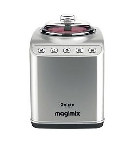 1.MAGIMIX - SORBETIERE TURBINE A GLACE 11680 GELATO EXPERT
