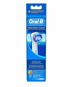 1.Oral-B - Precision Clean EB20