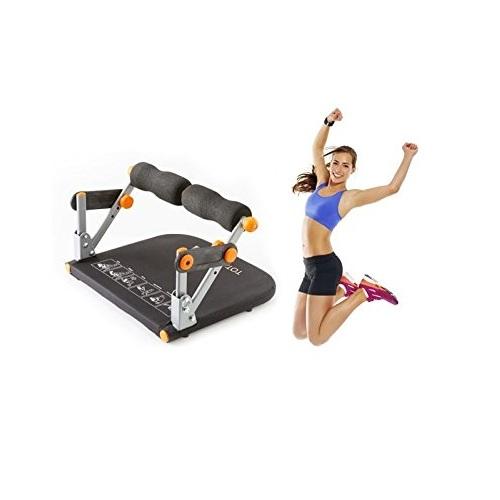 1.ProBache - Appareil de musculation 8 en 1 Total X Gym