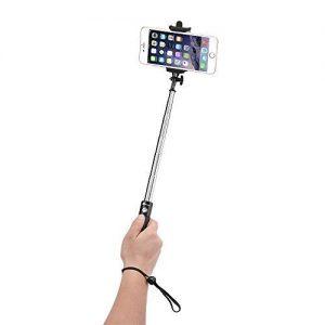 1.TaoTronics - Perche de Selfie stick
