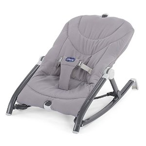 2.Chicco Transat Pocket Relax Gris