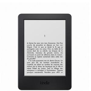 2.Kindle 6″