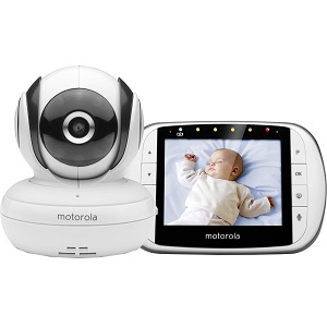 2.Motorola Babyphone Vidéo