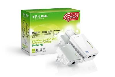 2.TP-LINK TL-WPA4220KIT
