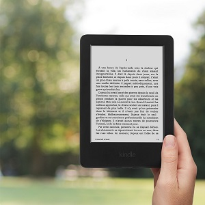 3.Kindle 6″