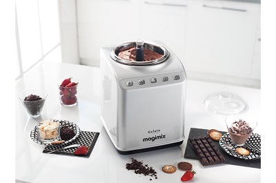 3.MAGIMIX - SORBETIERE TURBINE A GLACE 11680 GELATO EXPERT