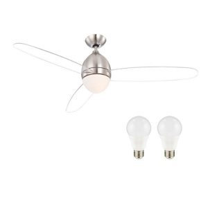3.Ventilateur de plafond LED