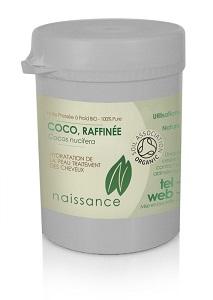 Huile Végétale de Coco Raffinée BIO