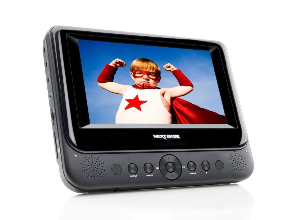 delightful lecteur dvd pour voiture 7 lonpoo portable dvd lecteur rca chargeur de voiture. Black Bedroom Furniture Sets. Home Design Ideas