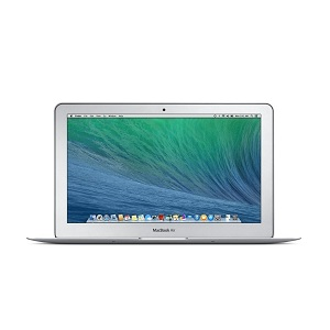 1.Apple MacBook Air 11 Argent (2015)