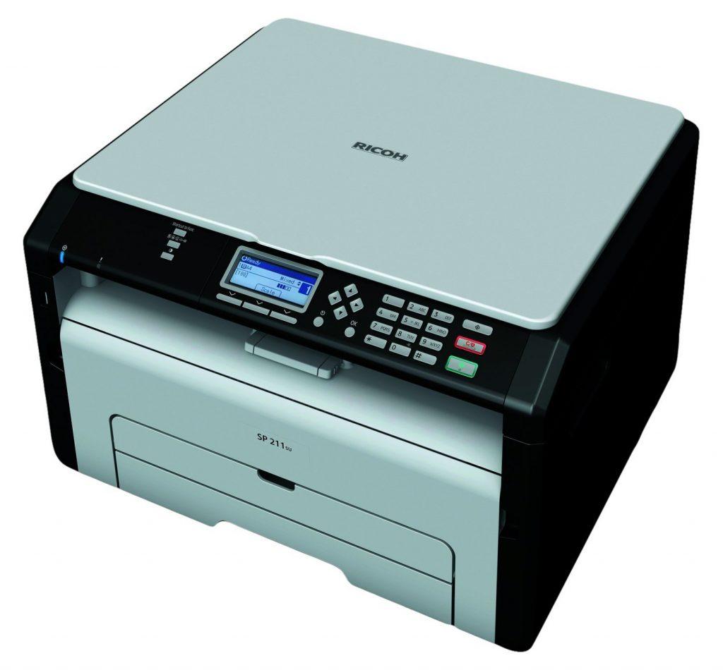 1.Ricoh SP 211SU Photocopieur